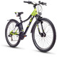 s'cool troX urban 26 21-S Juniorcykel Barn gul/svart